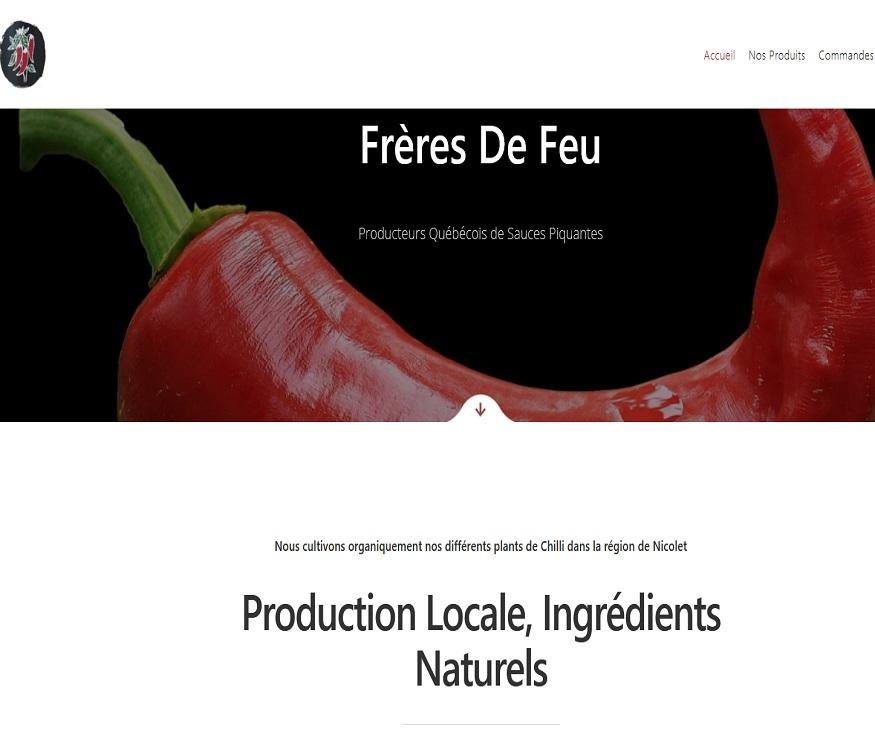 Website Frères De Feu