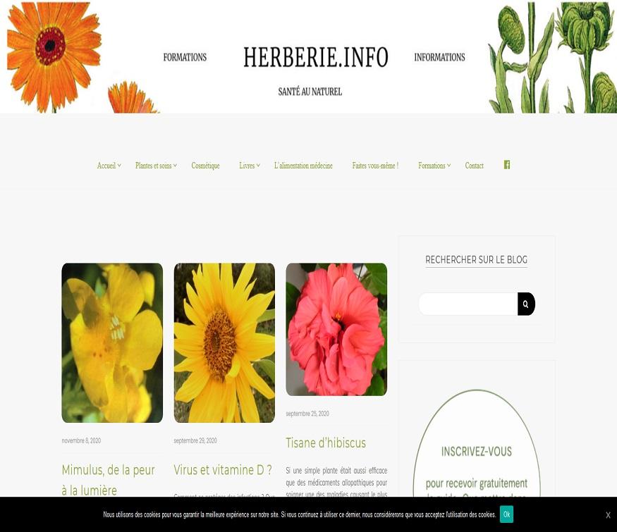 Website Herberie